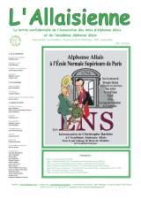 ALLAISIENNE N°30_couv