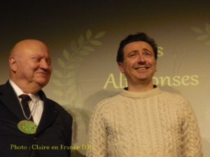 André Santini et Gérald Dahan