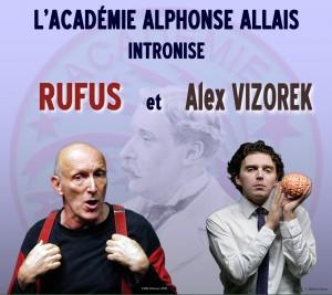 Rufus et Vizorek