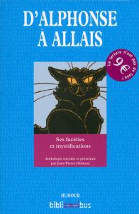 Couv Alphonse à Allais