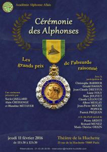 Affiche Alphonses 11-02-16